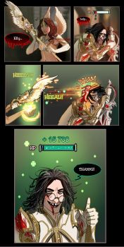 new healing skill by sigeel