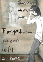 On My Own by LifeHasStarted