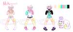 miki sheet by flvffy