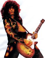 Jimmy Page by BonaScottina