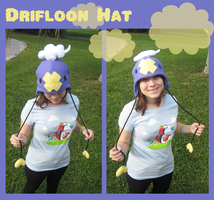 Drifloon hat by sakurachan24