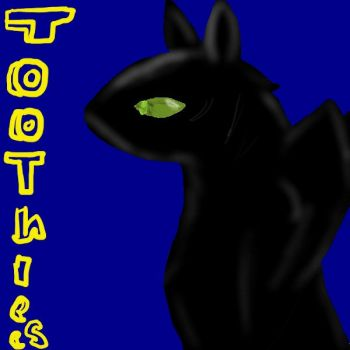 Toothless by moichao10