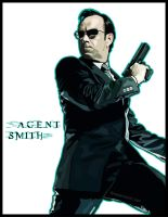 Agent Smith by i-Of-The-Storm