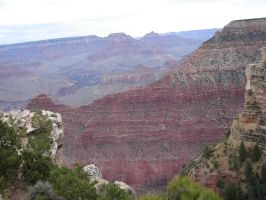 Grand Canyon Shot 2 by Rambling-anthology