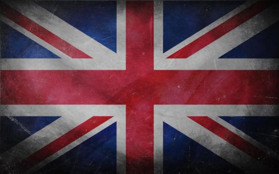 Flag of UK by arj-89