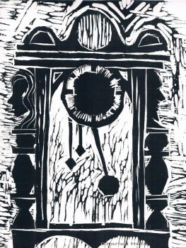 Grandfather Clock by Morrendo