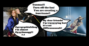 Tuomas the air conditioner xD by AiridAndMewtwo