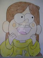 My name is Mabel by AJLeefan4life