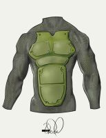 future body armor by cityofthesouth