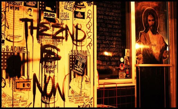 The End is Now by OneLove2102