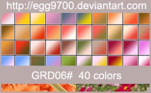 GRD06-40colors by egg9700