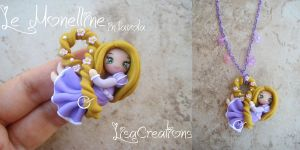 Rapunzel by lisaCreations by LisaCreations