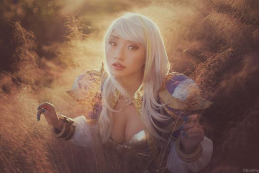 World of Warcraft - Jaina Proudmoore -01- by beethy