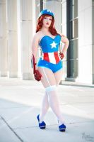 Broad Stripes and Bright Stars by aqueenwithnocrown