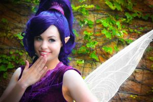 Pixie Hollow: Vidia by KoriStarfire