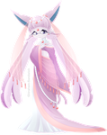 Espeon Inkling by Ghiraham-Sandwich