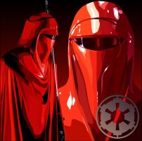 Imperial Guard by En-Taiho