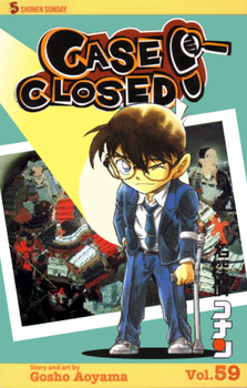 Case Closed 59 Cover by EpicDay