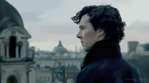 The Reichenbach Fall by ThatLineaGirl