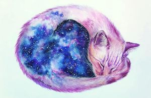 My astral journey by red-fox-child