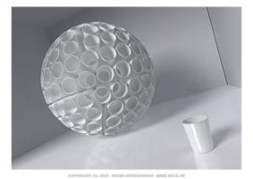 CUP BALL by Kutsche