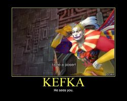 MP - Kefka saw a Poser by GameLink7