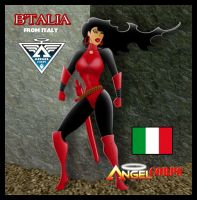 From Italy: B'TALIA by EricLinquist