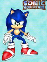 Sonic Colored by footman