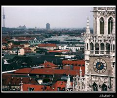 Munich by AbadonV