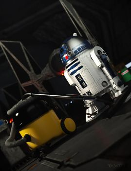 R2 the player by RawArt3d