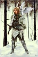 Winter Warrior by tansy9