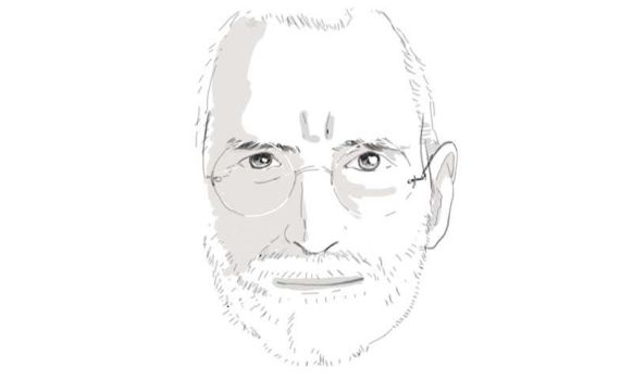 Steve Jobs 2 by Fahmi-Kin