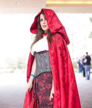 Red/Ruby from Once Upon a Time at Starfest 2 by PhoenixForce85