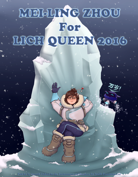 Mei for Queen by CharlotteTurner
