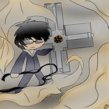 Picked On the Wrong Person-Wolfwood by knuklestheechidna