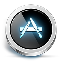 Mac App Store Icon by TinyLab
