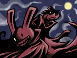 Sam and Max - Vampires by ixis