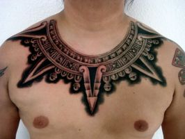 Quinto Sol tattoo by tattoosbygoethe