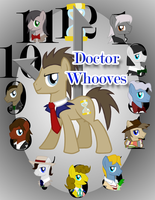 Doctor Whooves by Xain-Russell