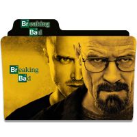 breakingbad v1 folder icon by enad911 by enad911