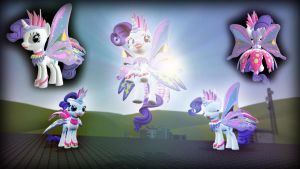 [DL] Rarity - Cloudsale contest by CobbaltCO