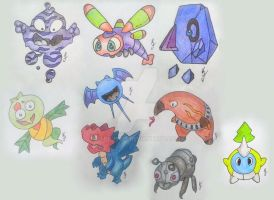 Collection Of Baby Pokemon