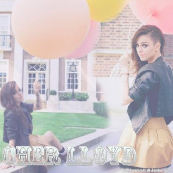 Cher Lloyd by wondeerwall