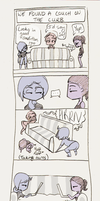 MRITM: Couch by gloomy-optimist
