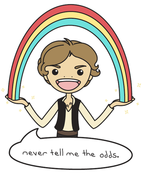 Never Tell Me The Odds. by miss-shelby