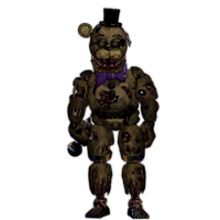 Fredtrap by TheRealBoredDrawer