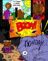 Monday Happens by casmall69