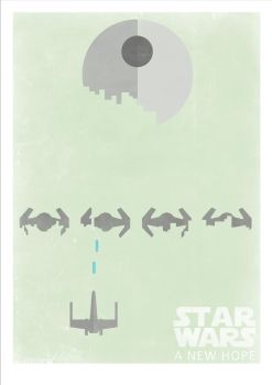 STAR WARS INVADERS by SamHallows