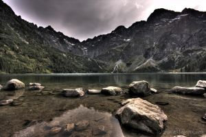 Morskie Oko by Jaagaa