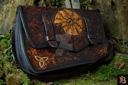 Abyss Bag by BELFEUIL-leathers